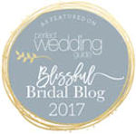 Bridal Blog Badge