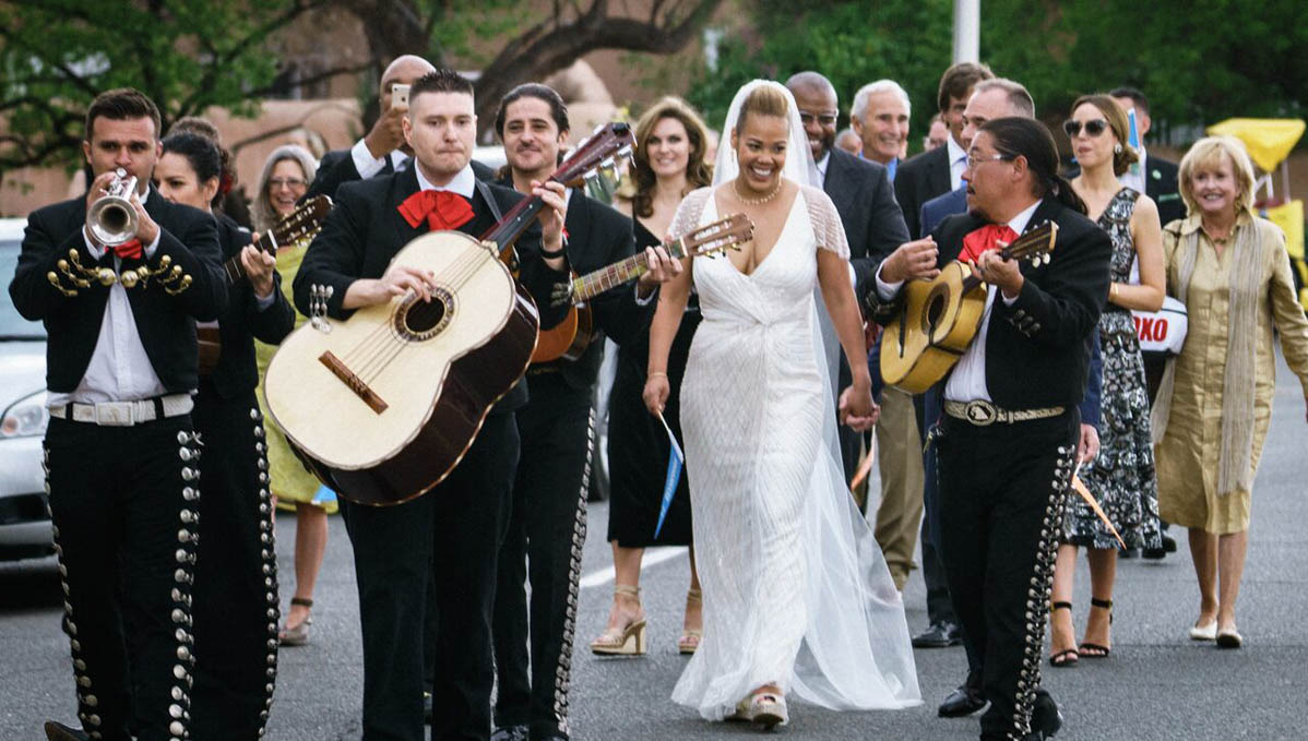 Mariachi Twin Lens Images Santa Fe Wedding 005 Preview